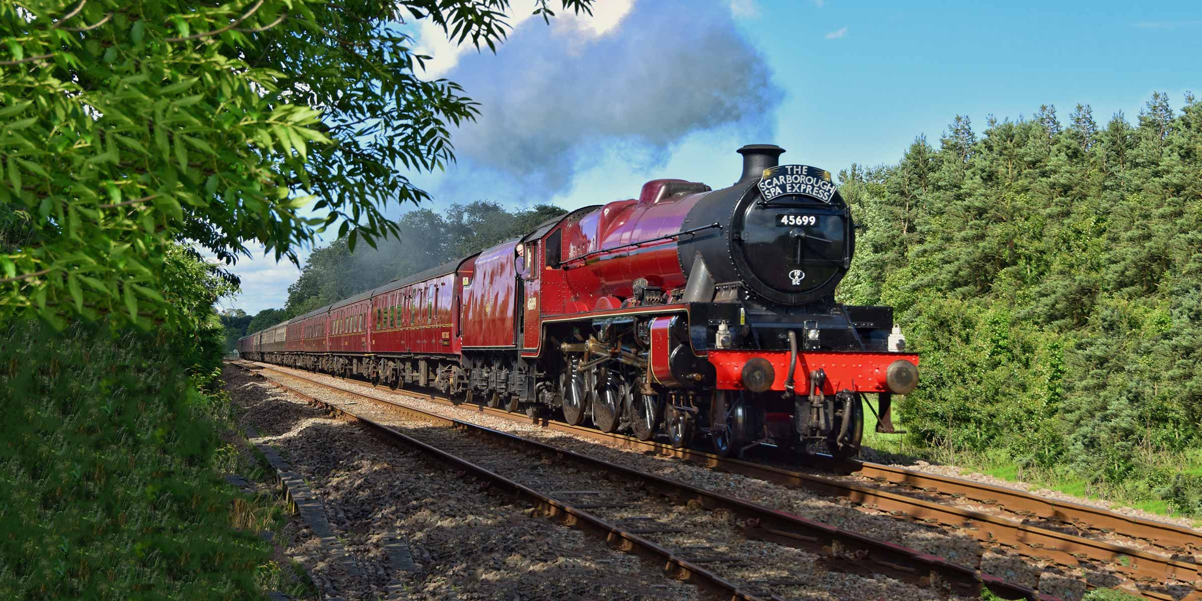 The Scarborough Spa Express