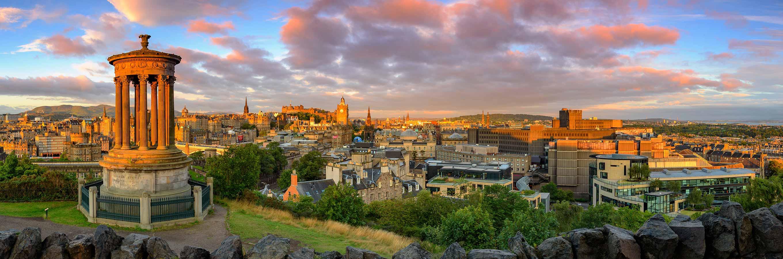 Edinburgh - Christmas Special